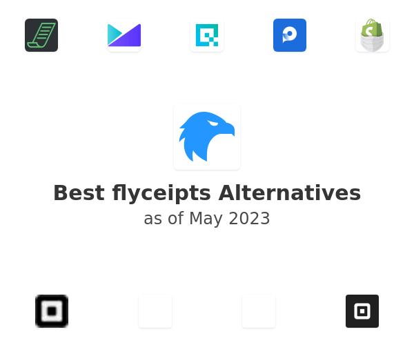 Best flyceipts Alternatives