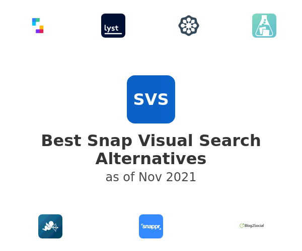 Best Snap Visual Search Alternatives