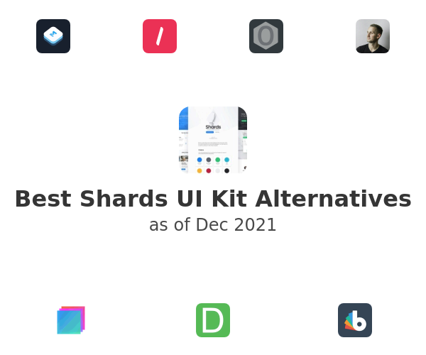 Best Shards UI Kit Alternatives