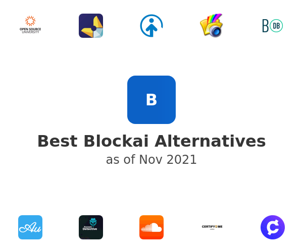 Best Blockai Alternatives