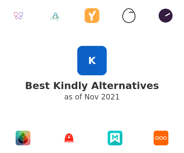 Best Kindly Alternatives