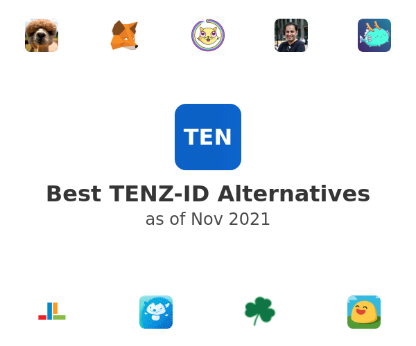 Best TENZ-ID Alternatives
