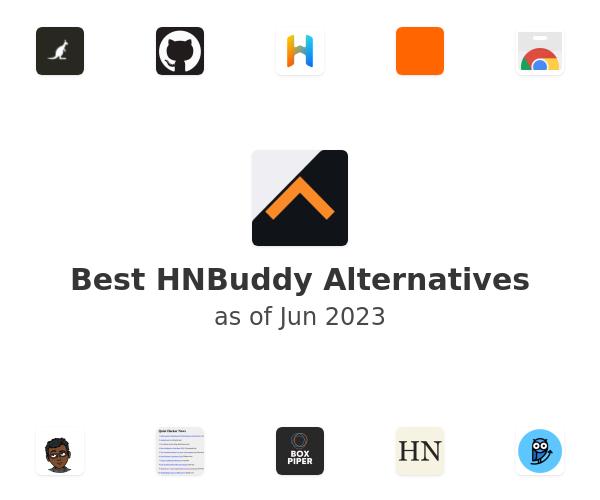 Best HNBuddy Alternatives
