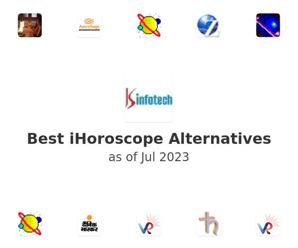 Best iHoroscope Alternatives