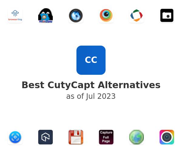Best CutyCapt Alternatives