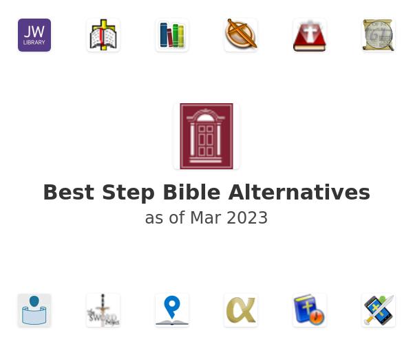 Best Step Bible Alternatives
