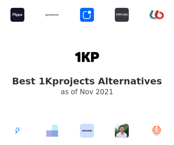 Best 1Kprojects Alternatives