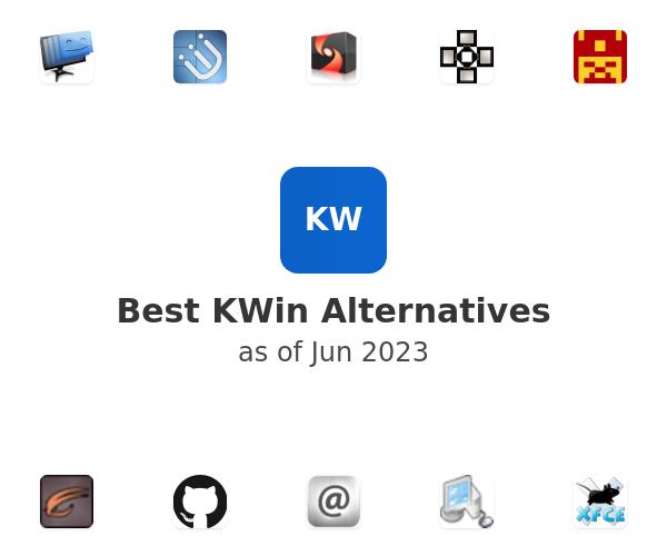 Best KWin Alternatives