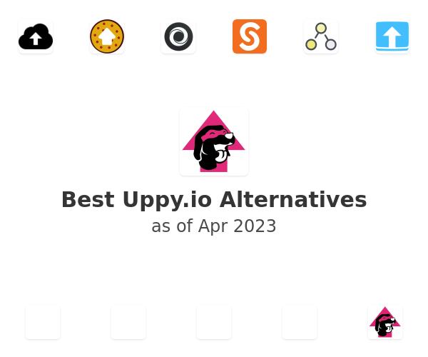 Best Uppy.io Alternatives