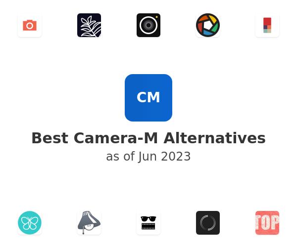 Best Camera-M Alternatives