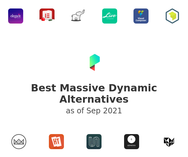 Best Massive Dynamic Alternatives