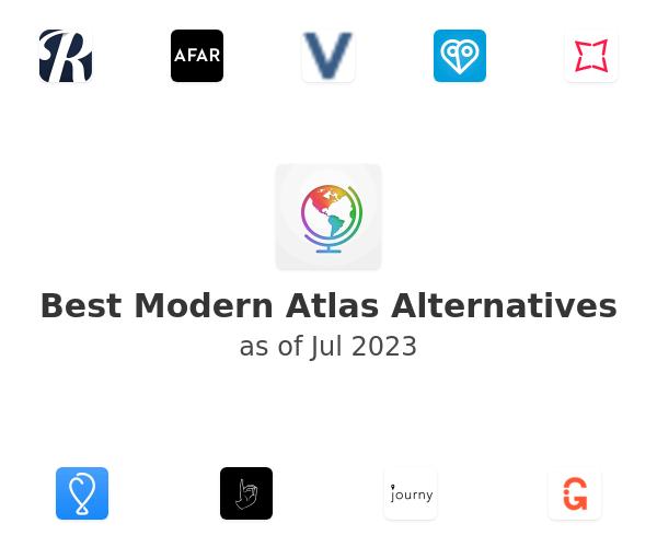 Best Modern Atlas Alternatives
