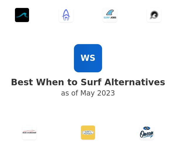 Best When to Surf Alternatives
