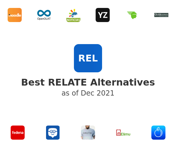 Best RELATE Alternatives