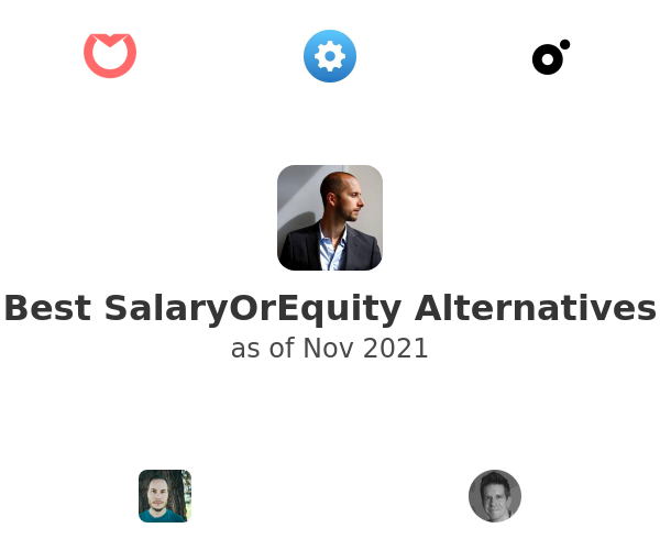 Best SalaryOrEquity Alternatives