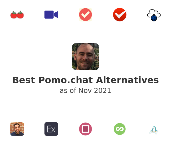 Best Pomo.chat Alternatives