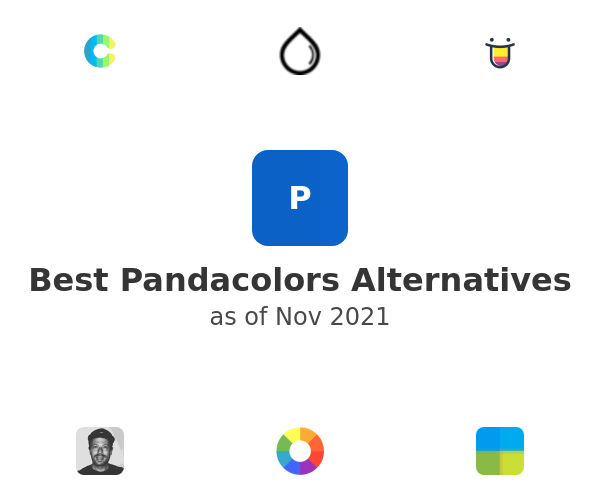 Best Pandacolors Alternatives