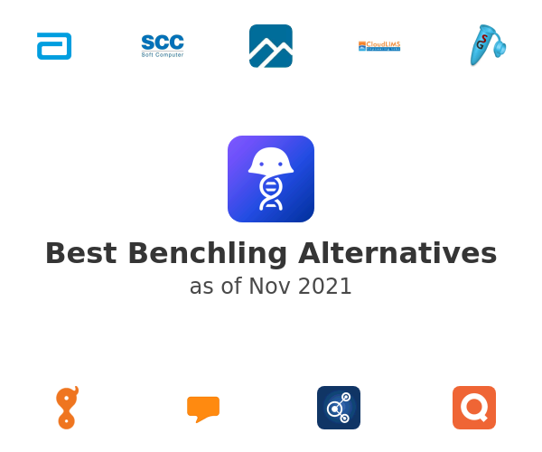 Best Benchling Alternatives