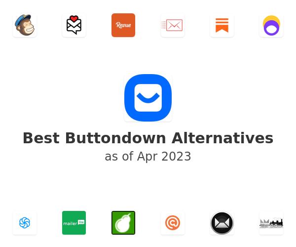 Best Buttondown Alternatives