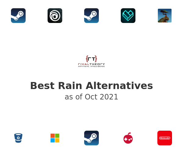 Best Rain Alternatives