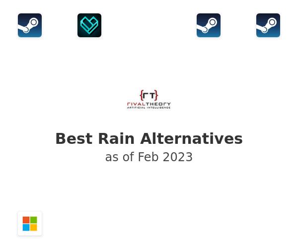 Best Rain Alternatives