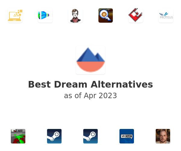 Best Dream Alternatives