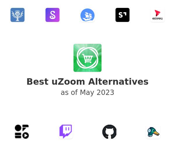 Best uZoom Alternatives