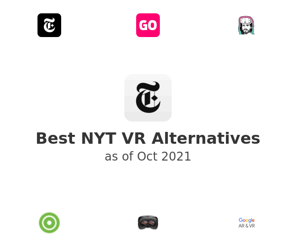 Best NYT VR Alternatives