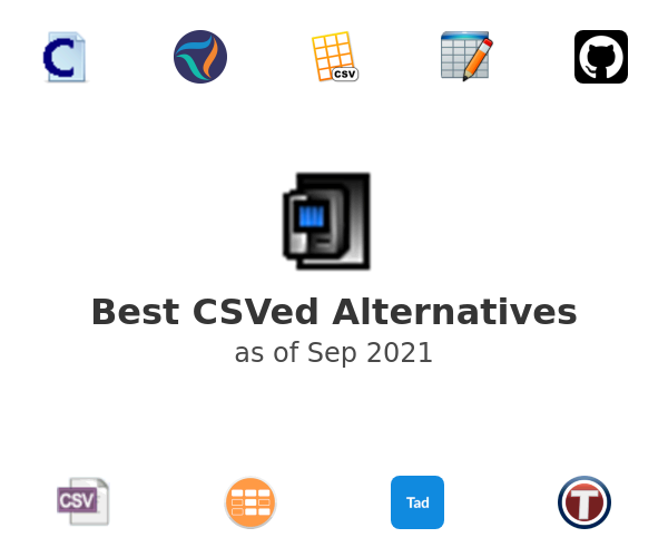 Best CSVed Alternatives