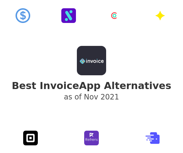 Best InvoiceApp Alternatives