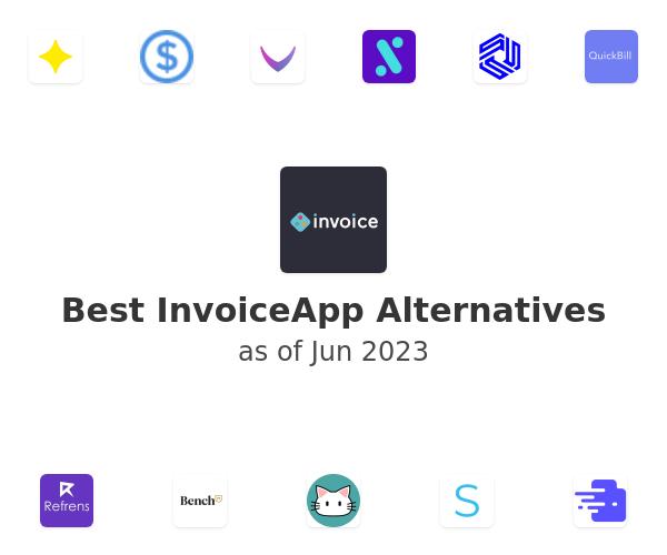 Best InvoiceApp Alternatives