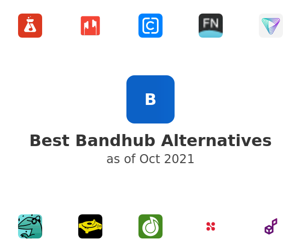 Best Bandhub Alternatives