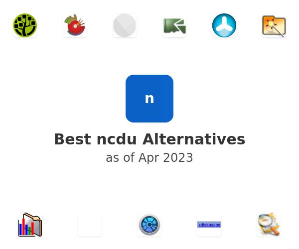 Best ncdu Alternatives
