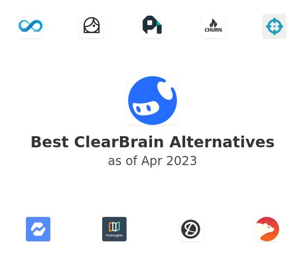 Best ClearBrain Alternatives
