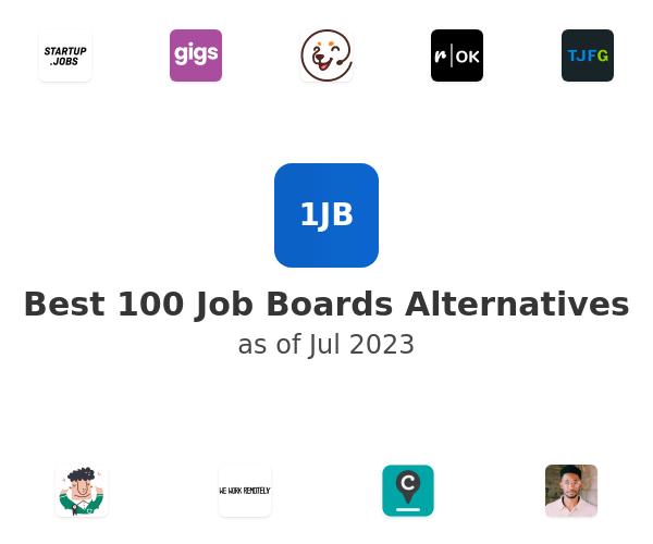 Best 100 Job Boards Alternatives