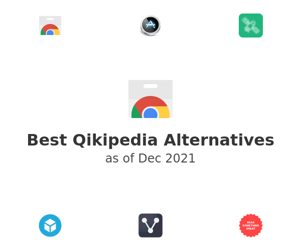 Best Qikipedia Alternatives
