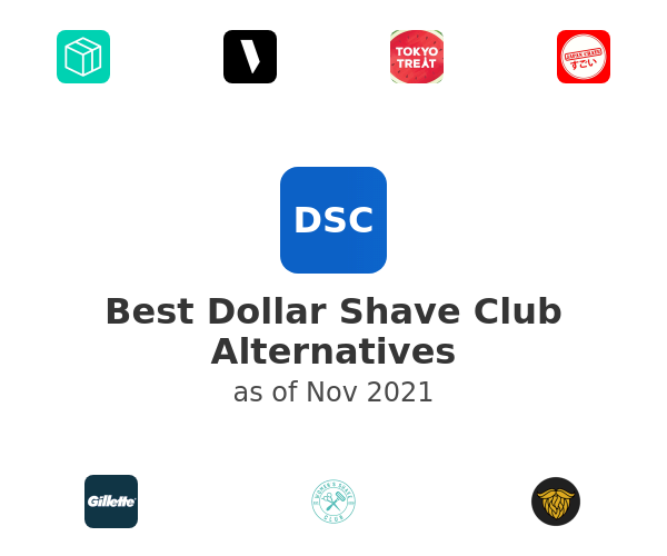 Best Dollar Shave Club Alternatives