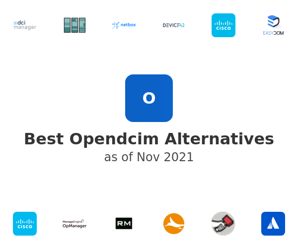 Best Opendcim Alternatives