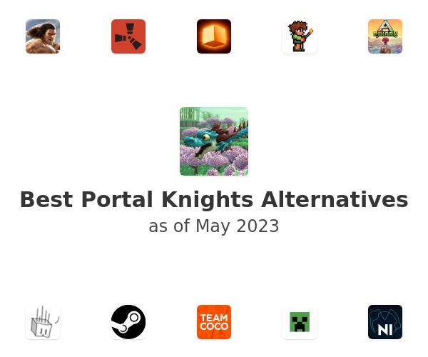 Best Portal Knights Alternatives