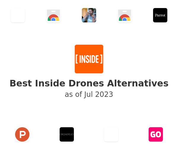 Best Inside Drones Alternatives