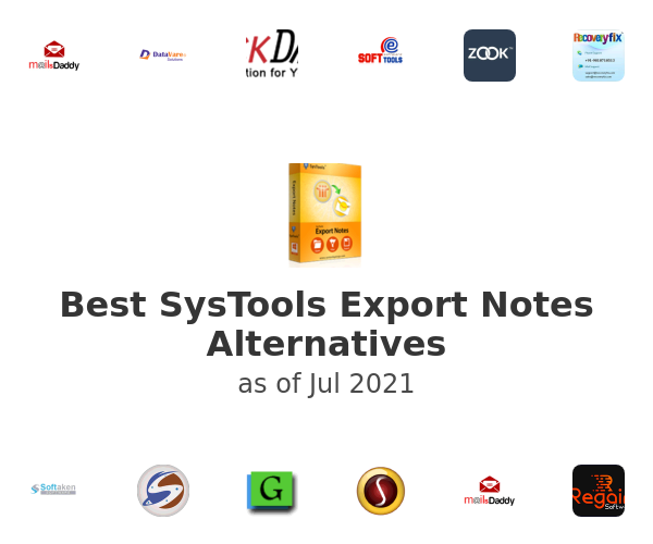 Best SysTools Export Notes Alternatives