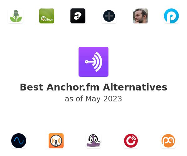 Best Anchor.fm Alternatives