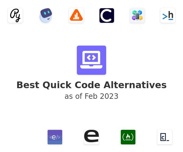 Best Quick Code Alternatives