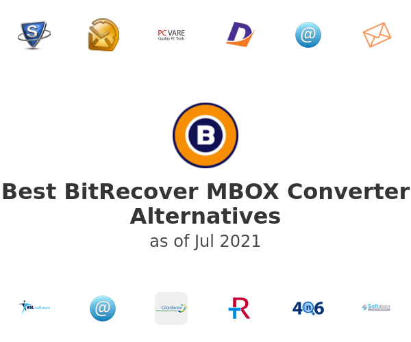 Best BitRecover MBOX Converter Alternatives