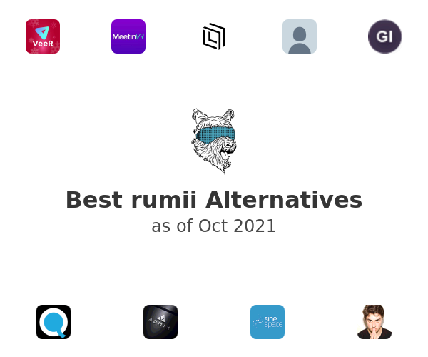 Best rumii Alternatives