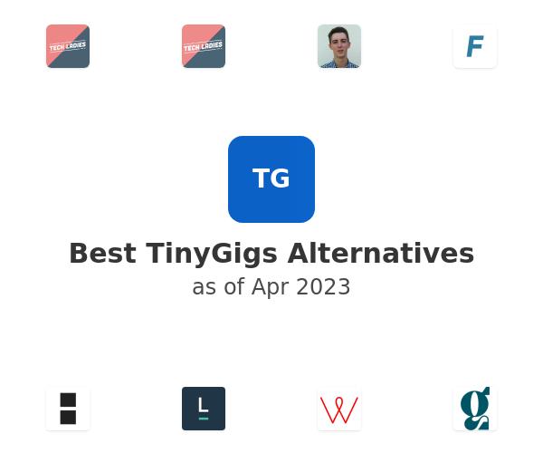 Best TinyGigs Alternatives
