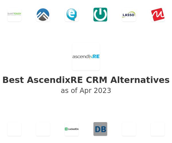 Best AscendixRE CRM Alternatives