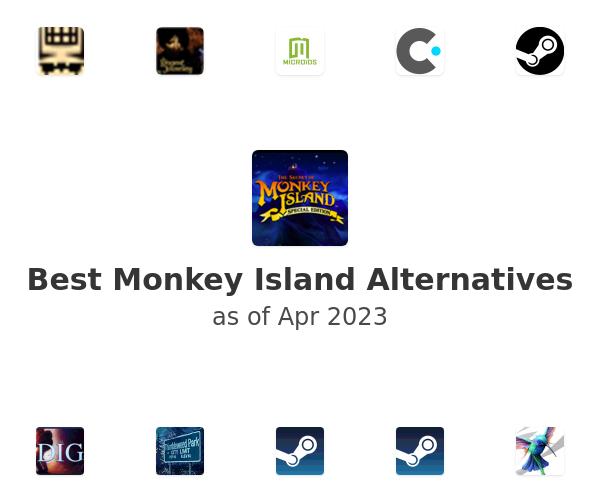 Best Monkey Island Alternatives