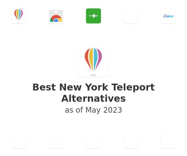 Best New York Teleport Alternatives