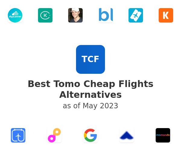 Best Tomo Cheap Flights Alternatives